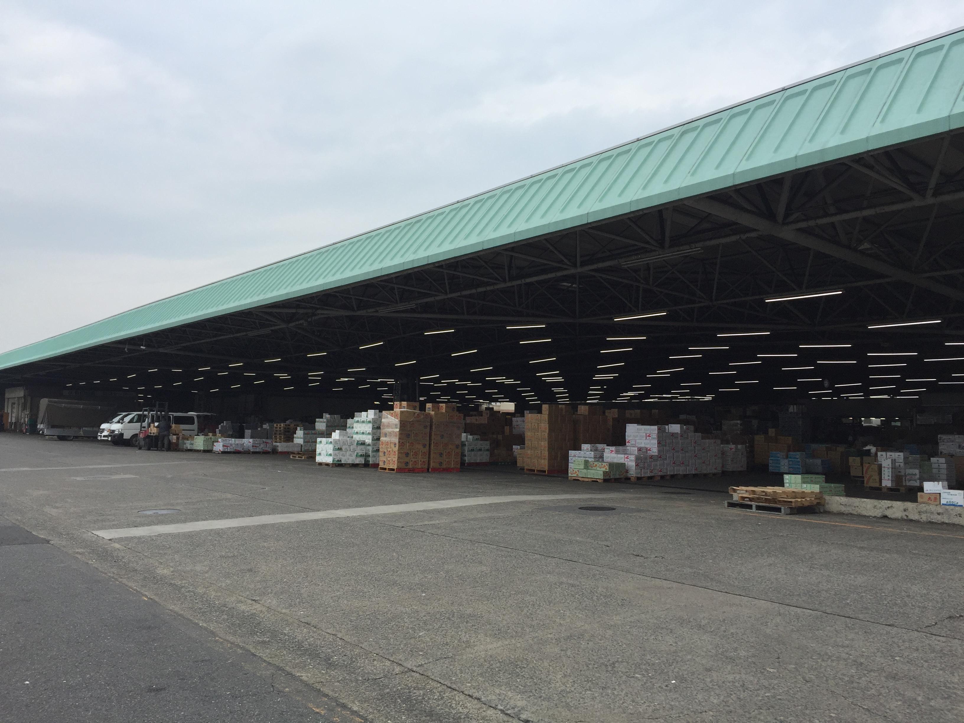 川崎市地方卸売市場南部市場船橋市場