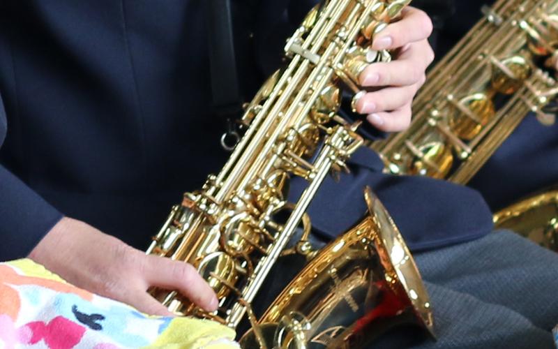市立川崎高校吹奏学部