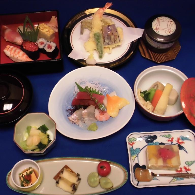 さいわい市場通信-かほる寿司_桜コース