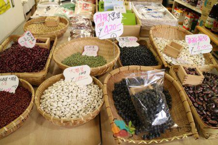 のフリー素材(市場の写真)