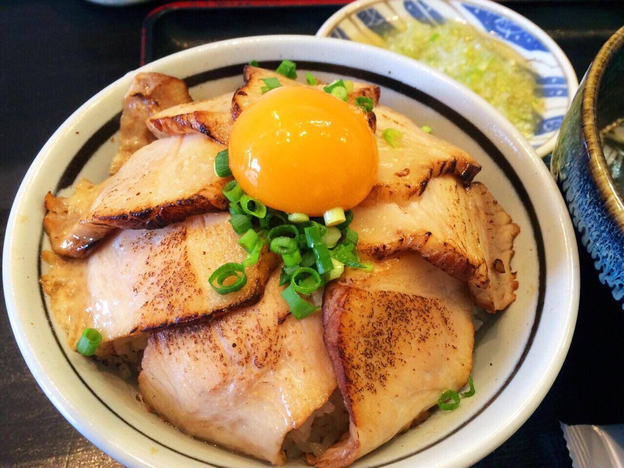 川崎市地方卸売市場南部市場ねぎ塩チャーシュー丼水喜