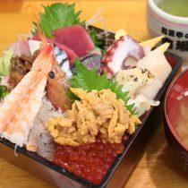 川崎市地方卸売市場南部市場お魚やの市場寿司