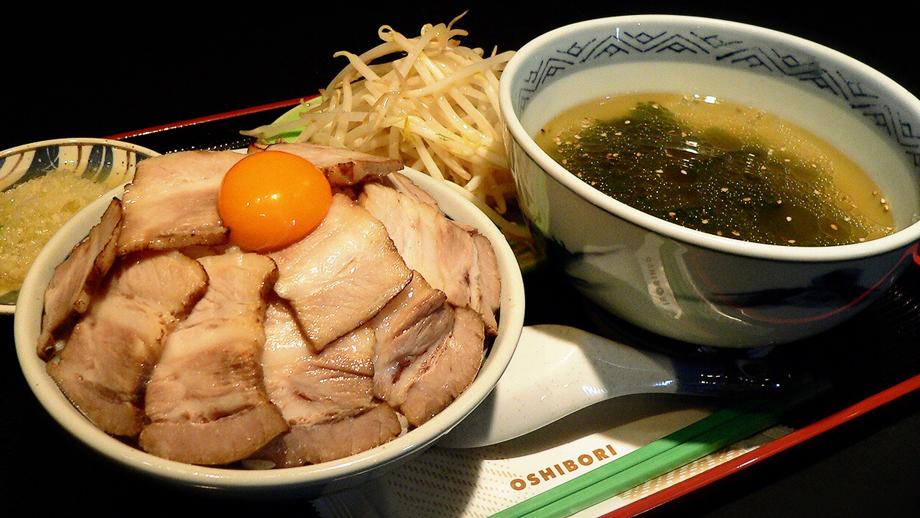 ねぎ塩チャーシュー丼専門店 水喜