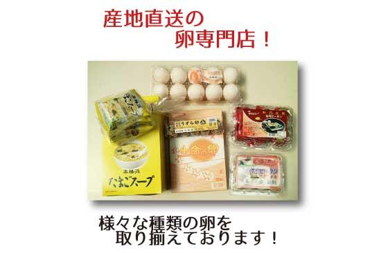 京浜鶏卵産地直送の卵専門店!