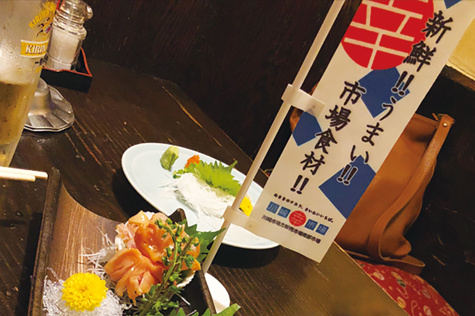 竹房-川崎幸市場のぼり設置店