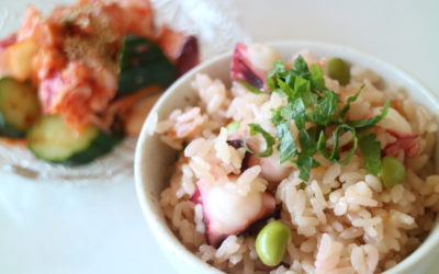 ブログを更新しました!「半夏生にはタコを食べよう!」