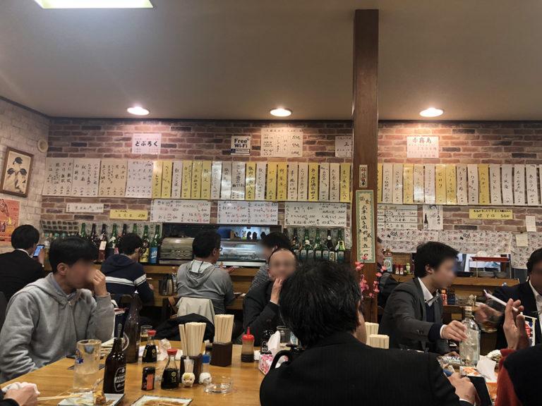 ブログを更新しました!「平間駅前!居酒屋はっちゃんへ潜入!」