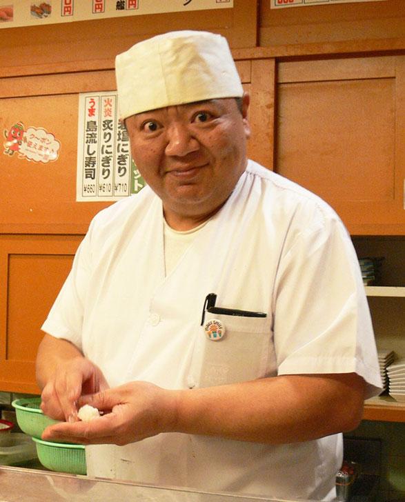 ハマグルメとも栄鮨 梶 朋広 先生