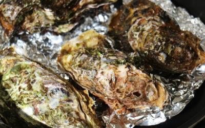 ブログを更新しました!「牡蠣尽くし!市場の料理教室」