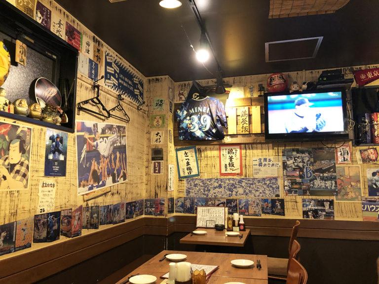 ブログを更新しました!「ベイスターズファンの聖地?!蒲田の居酒屋「呑米酒場ありの」さん」